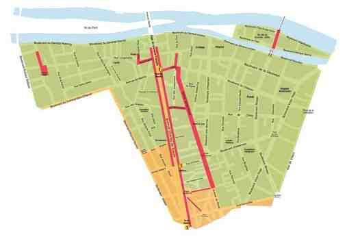 Où se garer à Deauville-Findille?
