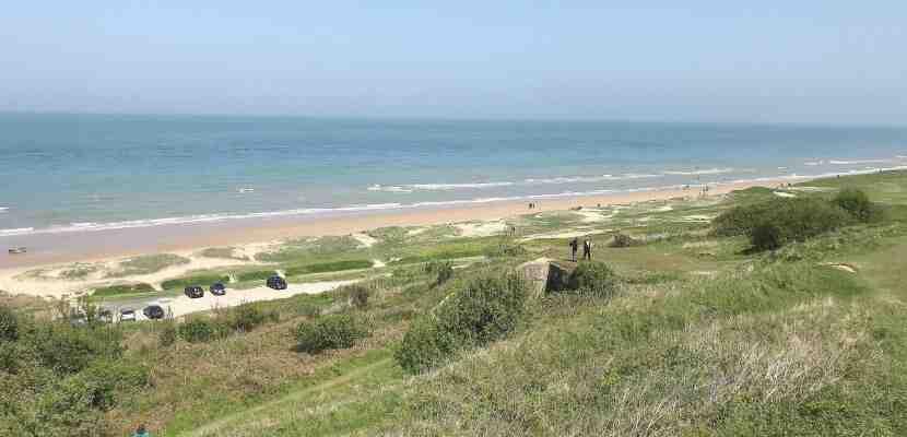 Où sont les plages du débarquement en Normandie?