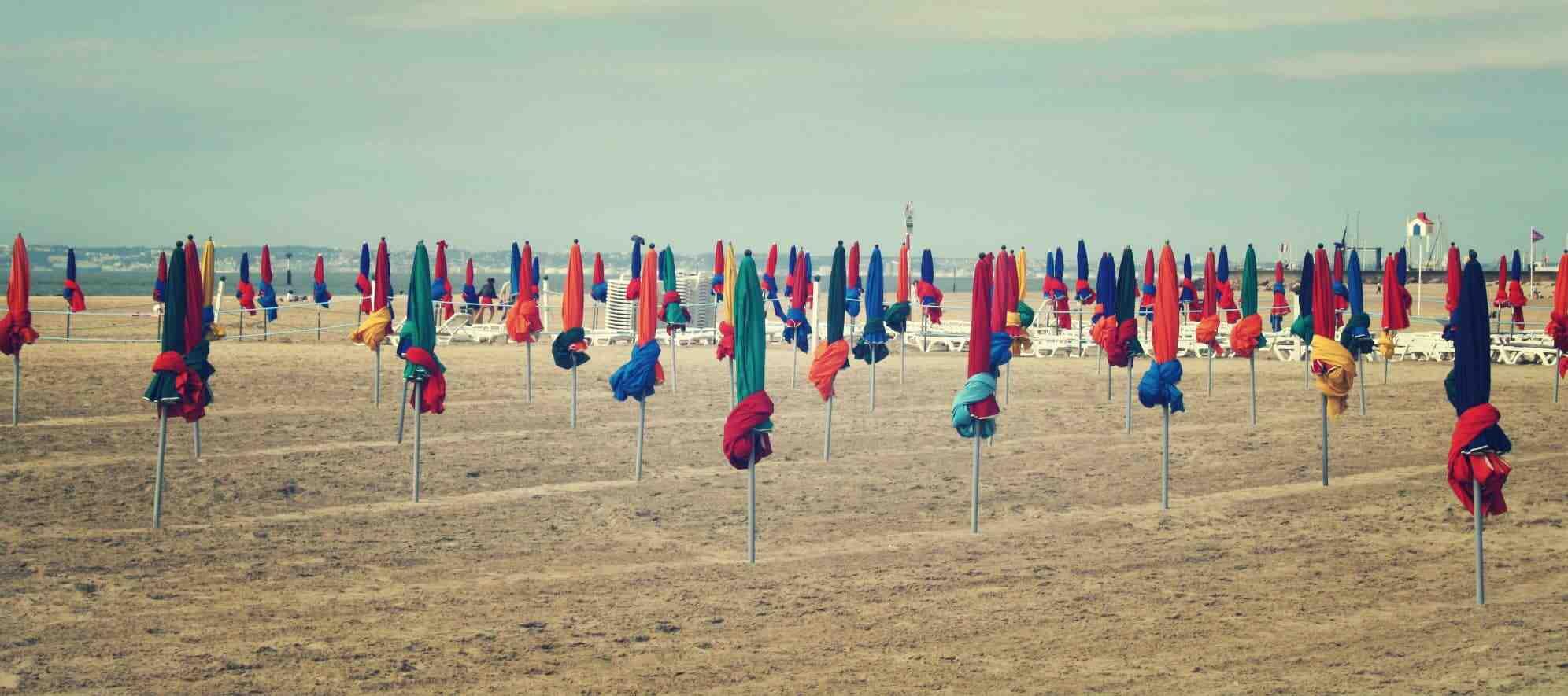 Où trouver une plage de sable en Seine-maritime?
