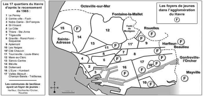 Pourquoi s'appelle Le Havre Le Havre?