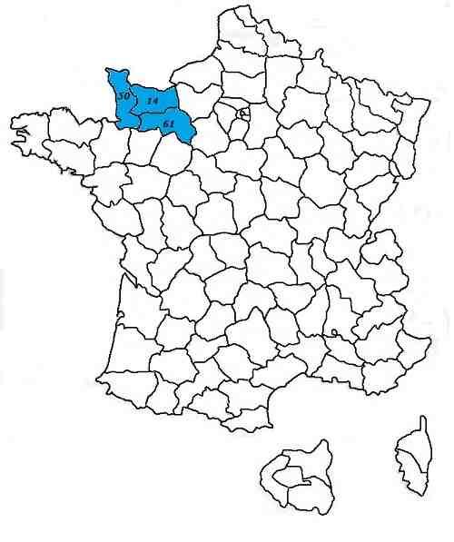 Quel est le code postal de Deauville ?