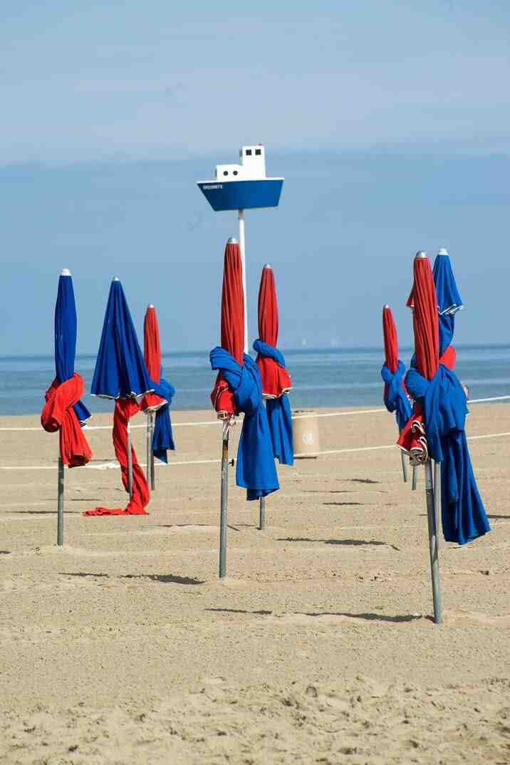 Quel océan à Deauville ?