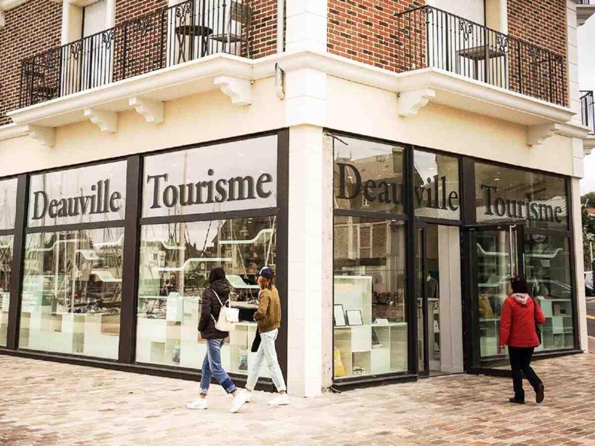 Qui a créé Deauville?