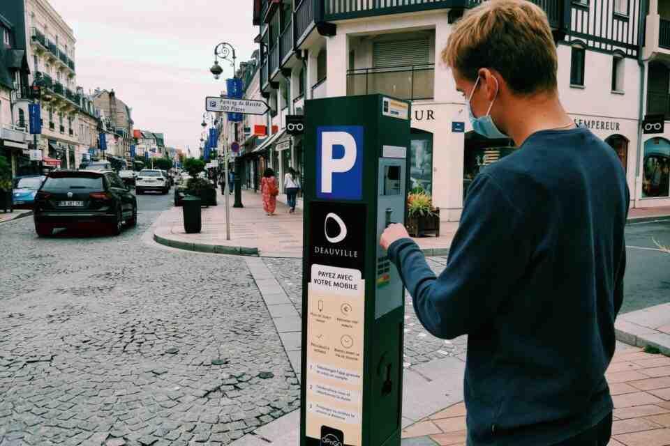 Où puis-je me garer à Deauville-Findille?